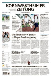 Kornwestheimer Zeitung - 16. September 2019