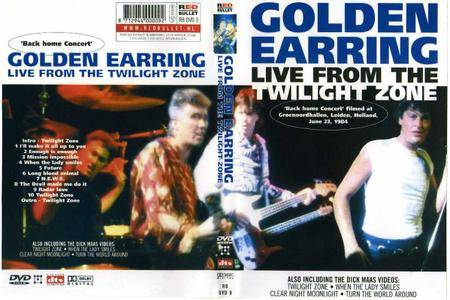 Golden Earring - Live From The Twilight Zone (2005)