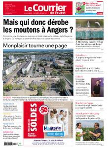 Le Courrier de l'Ouest Angers – 22 juillet 2020
