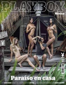 Playboy Mexico - junio 2018