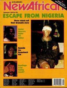 New African - September 1995