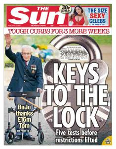 The Sun UK - 17 April 2020