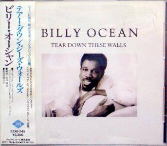 Billy Ocean - Tear Down These Walls (1988) {Japan 1st Press} Re-Up