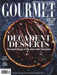 Australian Gourmet Traveller - April 2019