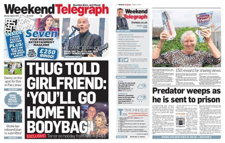 Evening Telegraph First Edition – August 03, 2019