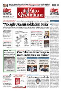 Il Fatto Quotidiano - 09 luglio 2019