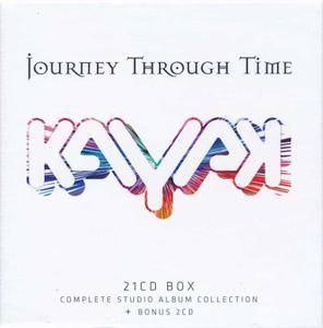 Kayak - Journey Through Time: Complete Studio Album Coll (2017) [21CD Box Set] Re-up