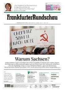 Frankfurter Rundschau Stadtausgabe - 31. August 2018