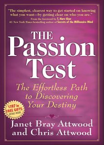The Passion Test: The Effortless Path to Discovering Your Destiny (Repost)
