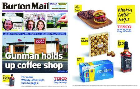Burton Mail – June 14, 2018
