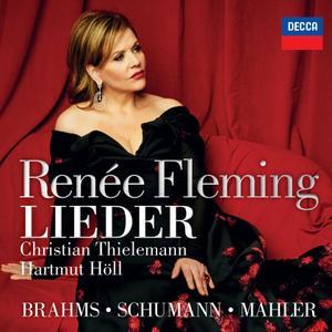 Renee Fleming - Brahms, Schumann & Mahler: Lieder (2019)