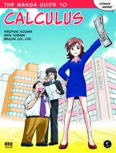 Hiroyuki Kojima - The Manga Guide to Calculus 2009