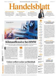 Handelsblatt - 06 September 2021