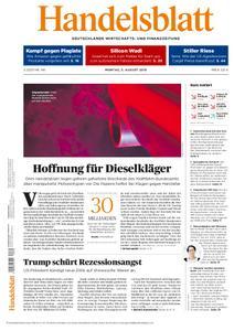Handelsblatt - 05. August 2019