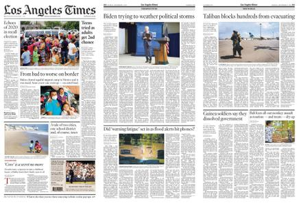 Los Angeles Times – September 06, 2021