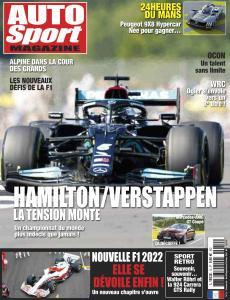 Auto Sport Magazine - Août-Octobre 2021