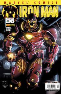 Iron Man Vol 3 02 Panini 10 04 2003