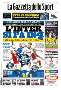 La Gazzetta dello Sport Roma – 17 gennaio 2020