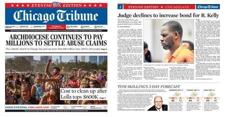 Chicago Tribune Evening Edition – September 17, 2019