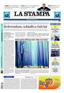 La Stampa Torino Provincia e Canavese - 17 Gennaio 2020