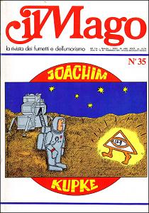 Il Mago - Volume 35