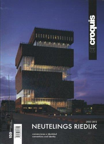 Neutelings Riedijk 2003-2012 (El Croquis 159) (Repost)