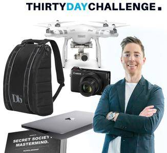 Timothy Marc - SSM Build a Business 30 Day Challenge (2016)