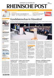 Rheinische Post – 29. November 2018