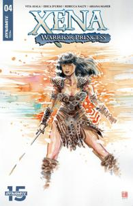 Xena-Warrior Princess 004 2019 3 covers Digital DR & Quinch