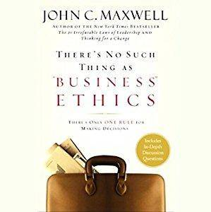 """There's No Such Thing as """"Business"""" Ethics [Audiobook]"""