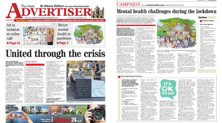 The Herts Advertiser – March 26, 2020