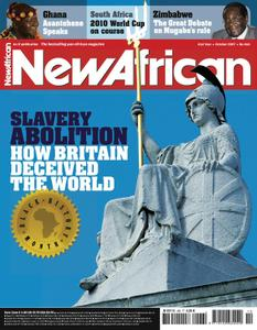 New African - October 2007