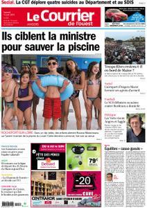 Le Courrier de l'Ouest Angers – 15 juin 2019