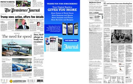 The Providence Journal – August 06, 2019