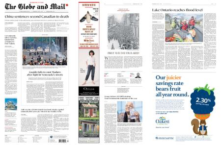 The Globe and Mail – May 01, 2019