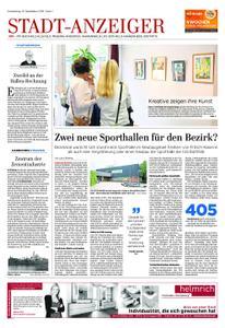 Stadt-Anzeiger Ost - 19. September 2019