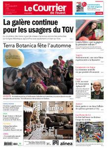 Le Courrier de l'Ouest Angers – 29 octobre 2019