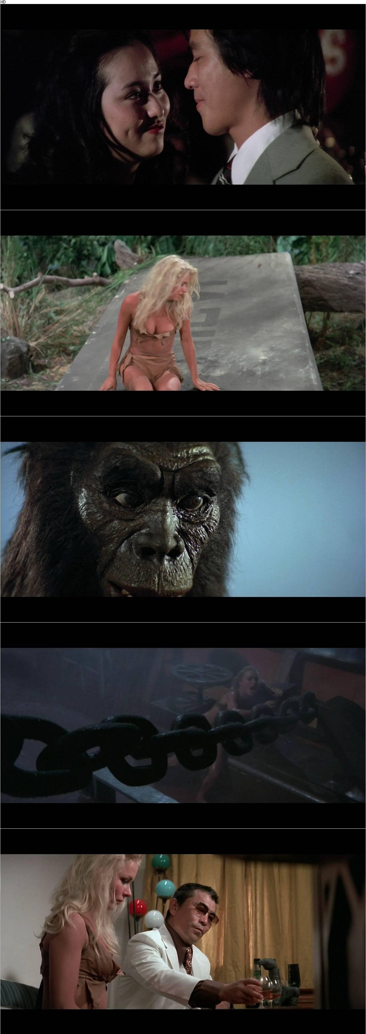 Mighty Peking Man (1977) Goliathon [w/Commentary]