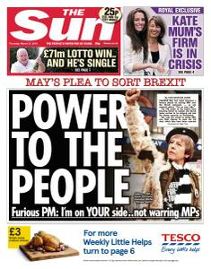 The Sun UK - 21 March 2019