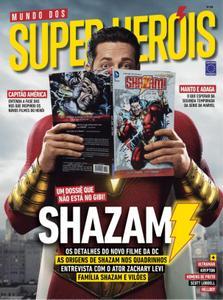 Mundo dos Super-Heróis - março 2019