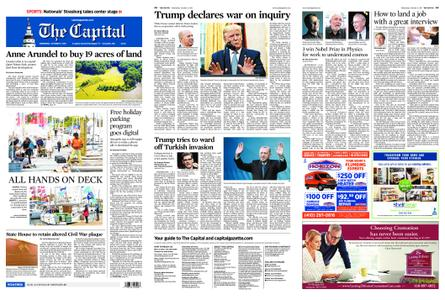 The Capital – October 09, 2019