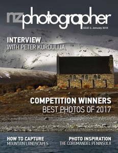 NZPhotographer - January 2018