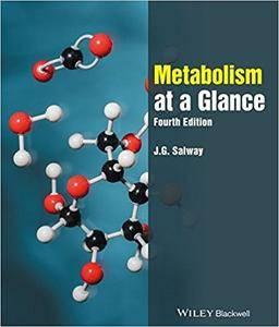 Metabolism at a Glance, Fourth Edition