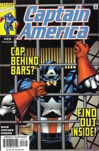 Captain America V3 023 1999