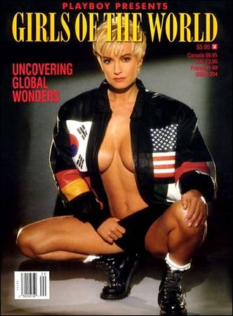 Playboy's Girls Of The World - April 1994