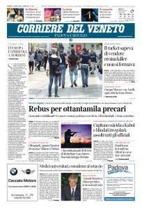 Corriere del Veneto Padova e Rovigo - 12 Luglio 2018