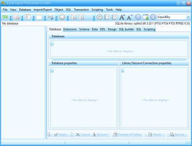 SQLite Expert Professional 5.3.2.374 + Portable