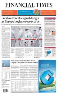 Financial Times Europe - May 11, 2020