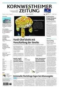 Kornwestheimer Zeitung - 13. April 2018