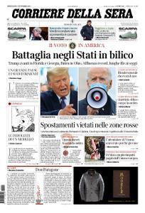 Corriere della Sera – 04 novembre 2020